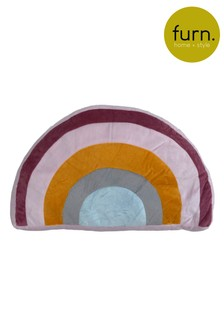 Little Furn Rainbow Cushion by Furn