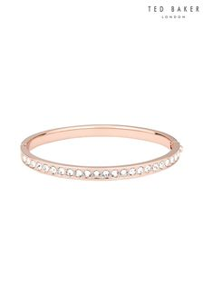 Ted Baker Clemara Hinge Crystal Bangle