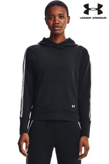 Under Armour Rival Terry Logo Taped Hoodie