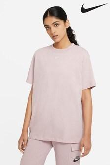 Nike Lilac Essential Boyfriend T-Shirt