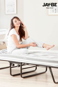 Supreme Automatic Folding Bed With Airflow Mattress by JayBe
