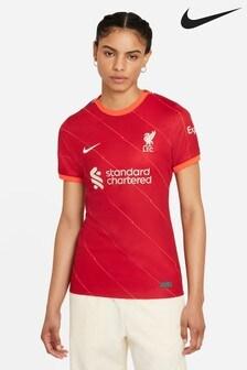 Nike Liverpool FC Stadium Home Jersey
