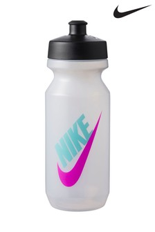 Nike Clear 22oz Big Mouth Water Bottle