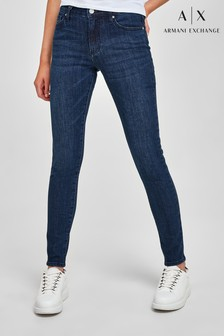 Armani Exchange J01 Super Skinny Jeans