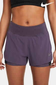 Nike Eclipse 2In1 Running Shorts