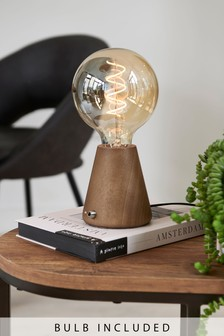 Bronx Tapered Table Lamp