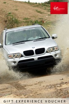 Introductory Off Road Driving Gift by Virgin Experience Days