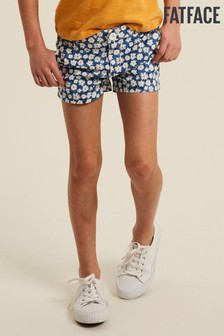 FatFace Blue Alice Daisy Chino Shorts