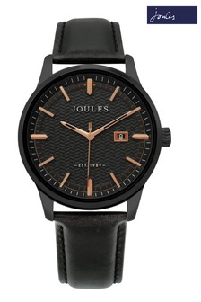 Joules Gents Khaki Leather Strap