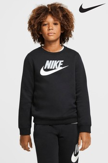 Nike Kids Plus HBR Club Crew Sweat Top