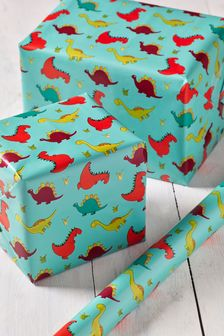 Dinosaur 6m Wrapping Paper