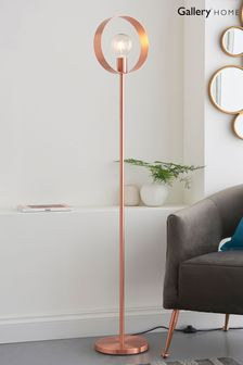 Circle Floor Light by Gallery Direct