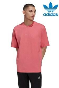 adidas Originals Pink Premium T-Shirt
