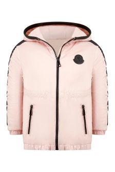 Moncler Enfant Girls Pink Denata Jacket