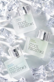 Set of 3 Cool Frost 30ml Eau De Toilette