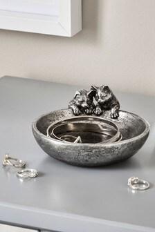 Cats Trinket Dish