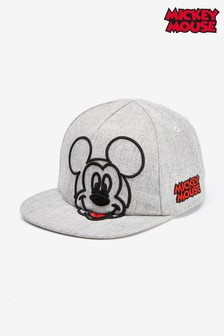 Grey Mickey Mouse™ Cap (Younger)