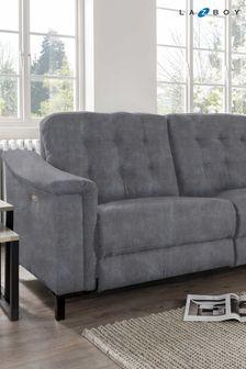 Armour Marlin Large Recliner Sofa by La-Z-Boy