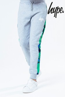 Hype. Neon Marble Joggers