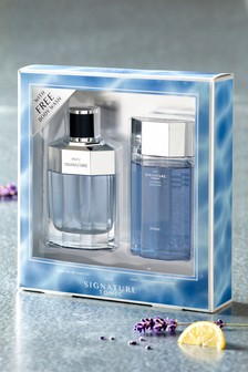 Signature Tonic 100ml Eau De Toilette Gift Set