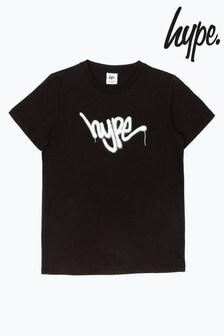 Hype. Graffiti Script T-Shirt