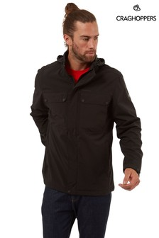Craghoppers Black Dunham Jacket