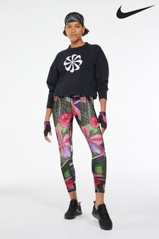 Nike One Icon Clash Printed Leggings