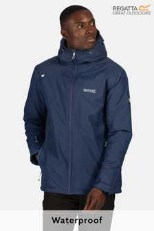 Regatta Blue Thornridge Ii Waterproof Jacket