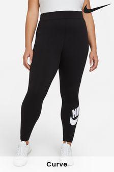 Nike Curve Black Essential High Waisted Leggings