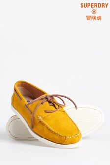 Superdry Ochre Deck Shoes