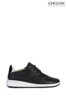 Geox Women's Aerantis Black Shoes