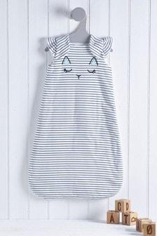 Striped Cat 2.5 Tog Sleep Bag