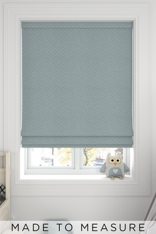 Windsor Seafoam Green Made To Measure Roman Blind