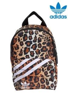 adidas Originals Leopard Mini Backpack