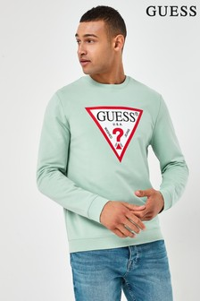 Guess Audley Logo Sweat Top