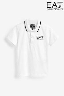 Emporio Armani EA7 Boys Logo Polo