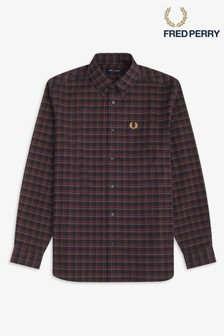 Fred Perry Winter Tartan Check Shirt