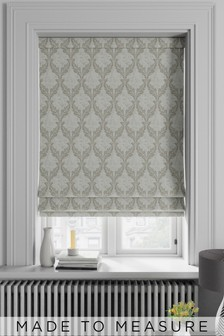 Damask Natural Made To Measure Roman Blind