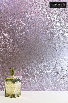 Arthouse Velvet Crush Foil Abstract Wallpaper
