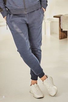 Navy Blue Slim Joggers