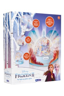 Disney™ Frozen II Light Up Glitter Globe 10796