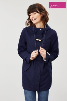 Joules Blue Coast Mid Waterproof Jacket