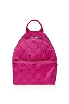 حقيبة ظهر وردي بناتي