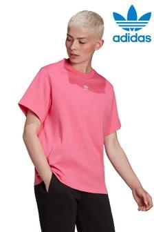 adidas Originals Essential Boyfriend Fit T-Shirt