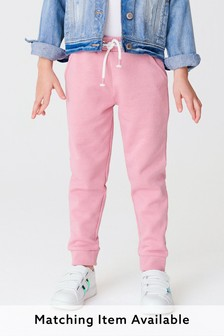 Pink Joggers Soft Touch Sweat (3-16yrs)
