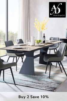 Natural Utah Extending Dining Table by Alfrank