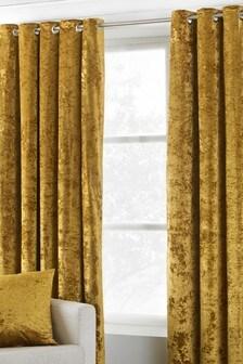 Riva Paoletti Verona Eyelet Curtains