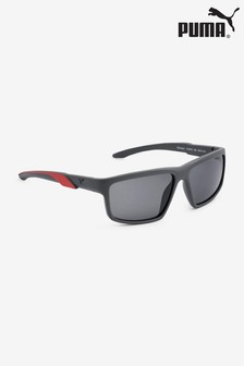 Puma Grey Polarised Lens Sunglasses