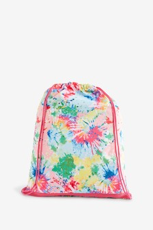 Multi Drawstring Bag