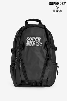 Superdry Black Backpack